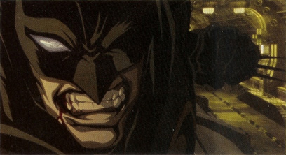 Dark Knight Anime